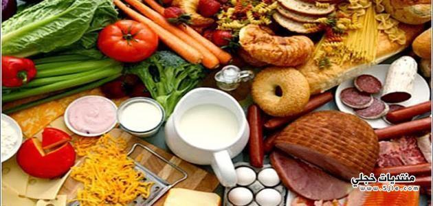 اطعمه طبيعيه لزيادة الوزن