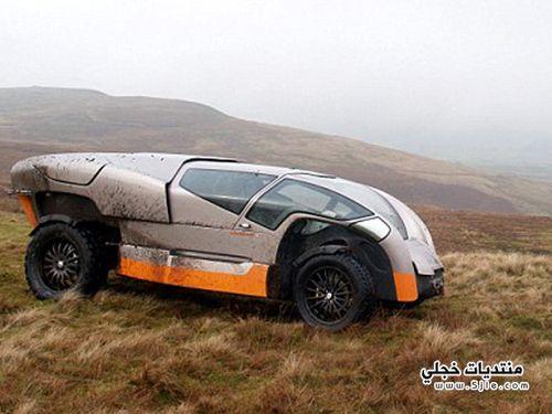 سيارة مائية روعة 2014 سيارة