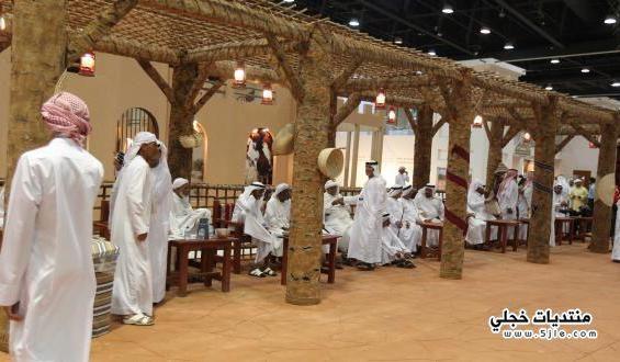 الامارات تشارك مهرجان الجنادرية مشاركة