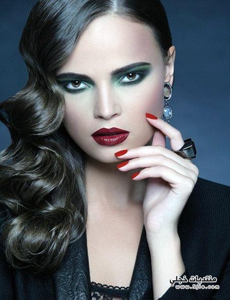 مكياج بنات فرنسى French makeup