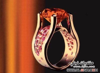 اكسسورات للعروس 2014 Gold Accessories