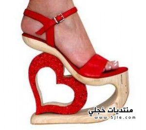 اغرب احذية نسائية اغرب حذاء