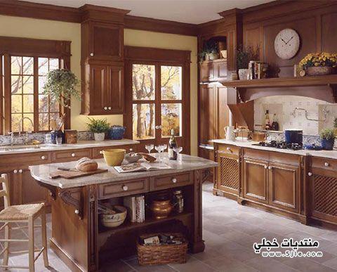 ديكورات مطبخك مطابخ فخمة مطابخ