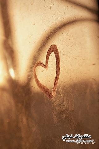 خلفيات ايفون قلوب رمزيات قلوب