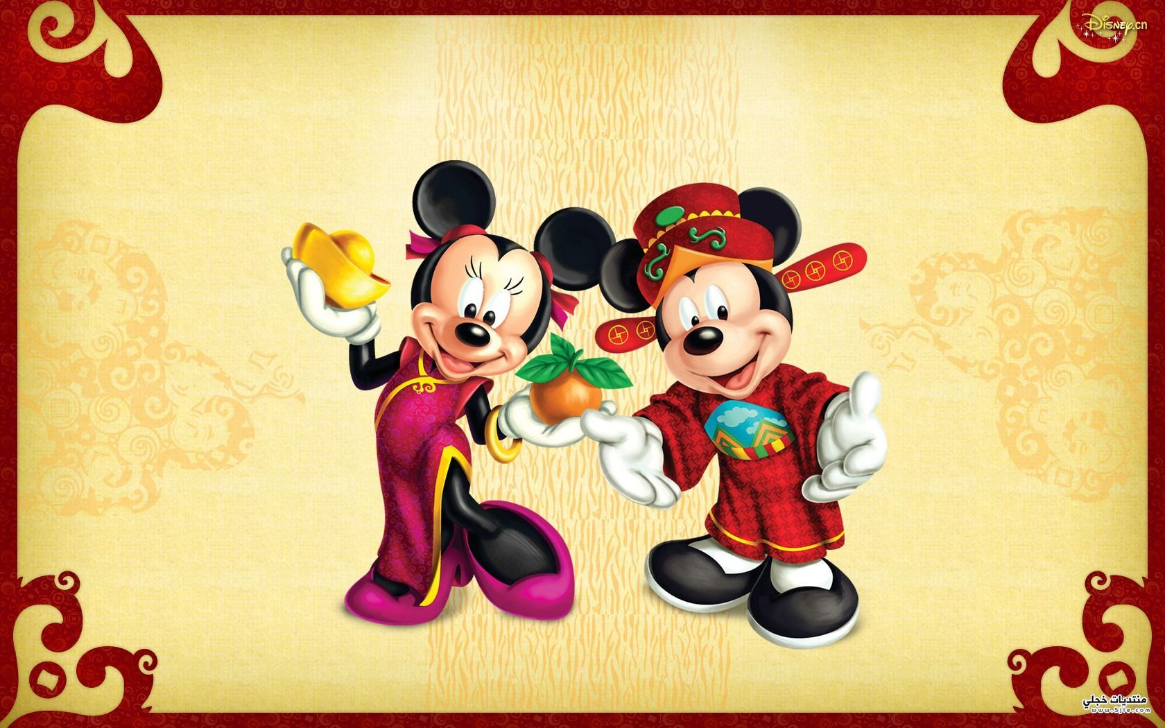 ميكي ماوس 2014 2014 Mickey