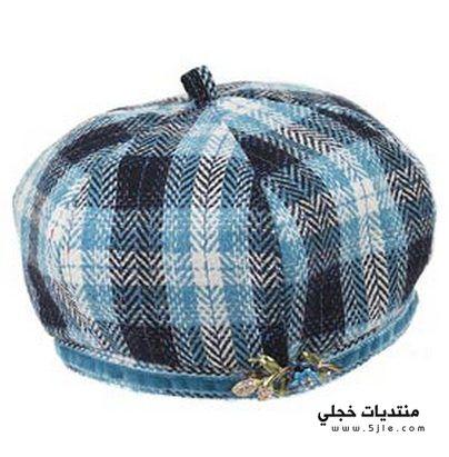 قبعات طواقي 2013 طواقي بنات