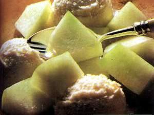 عصير التفاح بالآيس كريم وصفة