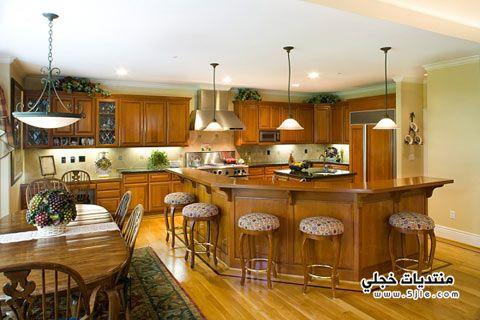 مطابخ راقية ديكور ناعم للمطبخ