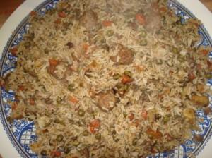 خطوات الأرز البسمتي بالجزر طريقة