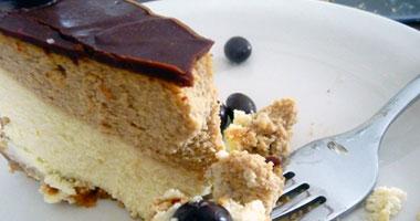 تشيز القهوة تشيز روعة Cheesecake