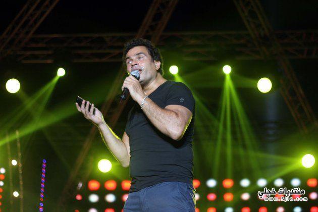 عمرو دياب يغنى 2014 الفنان