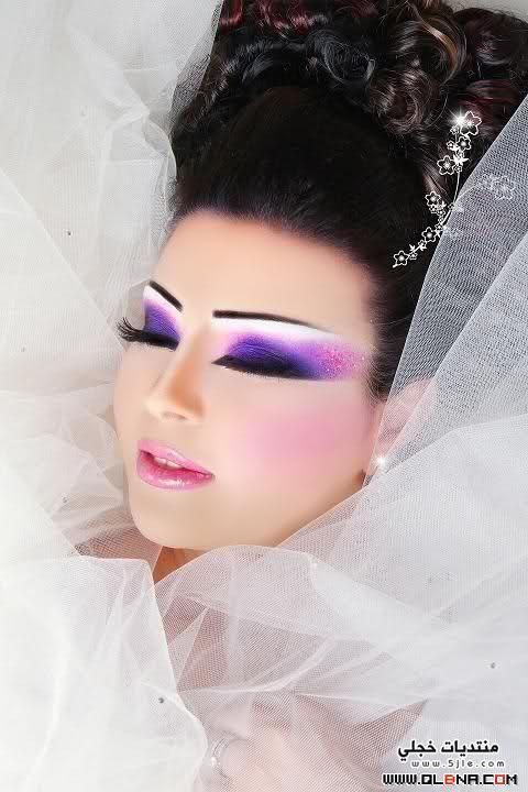Make Brides 2014 مكياج عروس