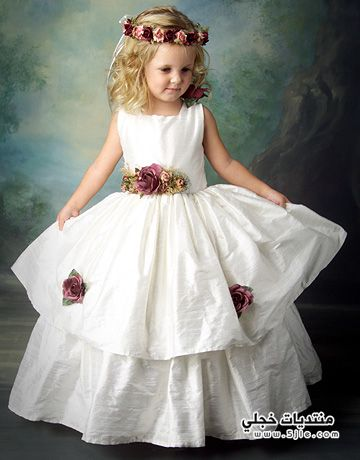 فساتين افراح للاطفال فساتين زواجات