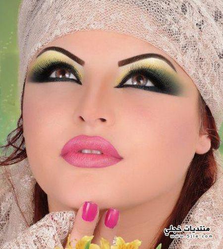 مكياج سهرات اجدد للسهرات Makeup