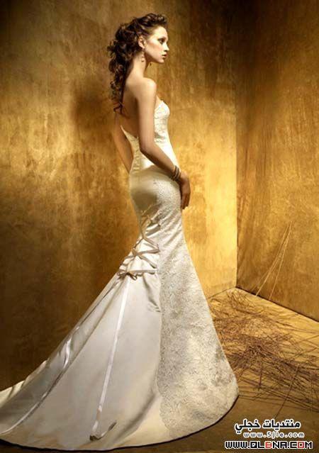فساتين زفاف انيقة 2014 Wedding