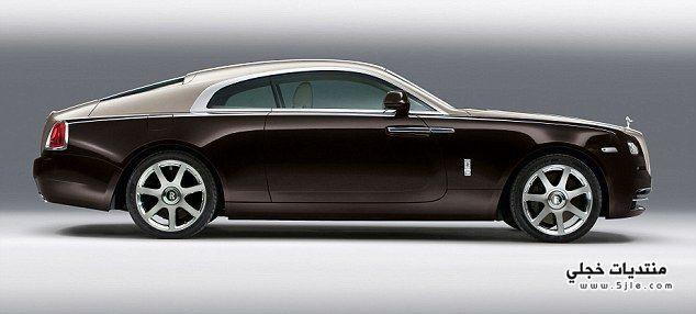 رولز رويس تطلق سيارة جديدة