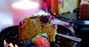 الفواكه طريقة الفواكه Fruit Cake