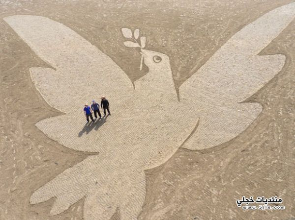 رسوم الرمال الرسم الرمل رسوم