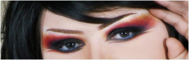 اجمل مكياج عيون makeup
