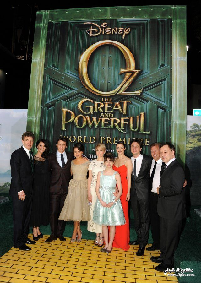Great Powerful 2013 مترجم Great