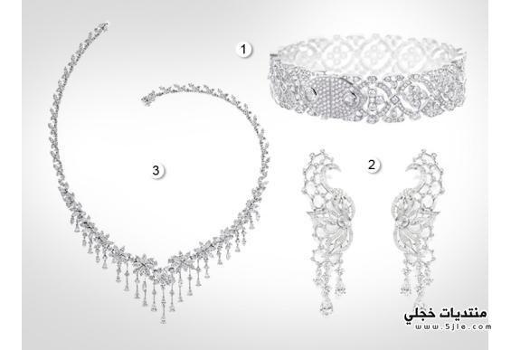 مجوهرات مزخرفة مجوهرات مزخرفة للعروس