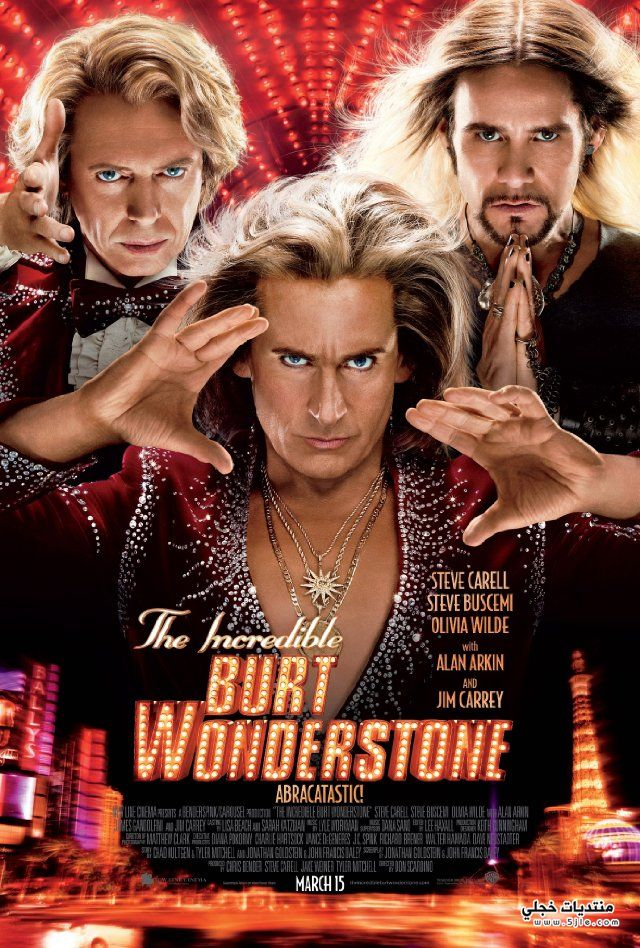 Incredible Burt Wonderstone مترجم Incredible