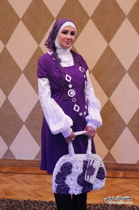 ملابس تركيه للمحجبات 2014 ازياء