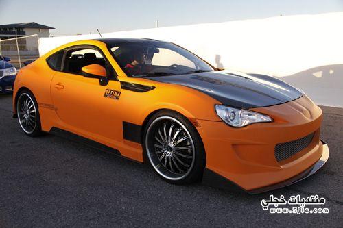 لسيارات سيون fr-s المعدلة 2014