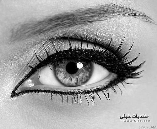 احلى رسومات عيون 2013 رسومات