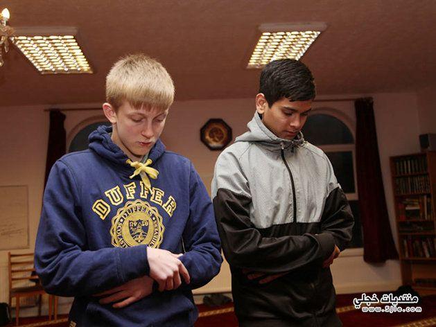 تزايد اعتناق الاطفال للاسلام بريطانيا