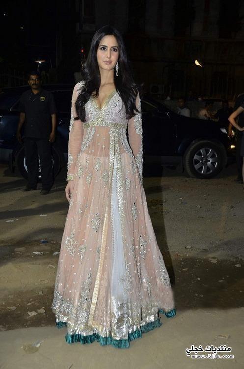 ازياء كاترينا ازياء الممثلة الهندية