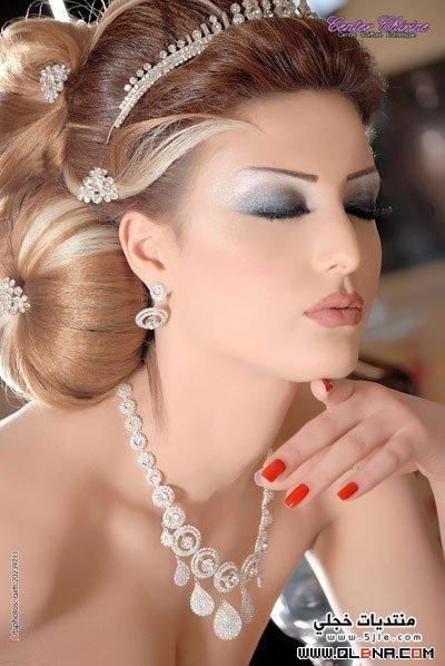 Stylish Make Brides 2013 مكياج