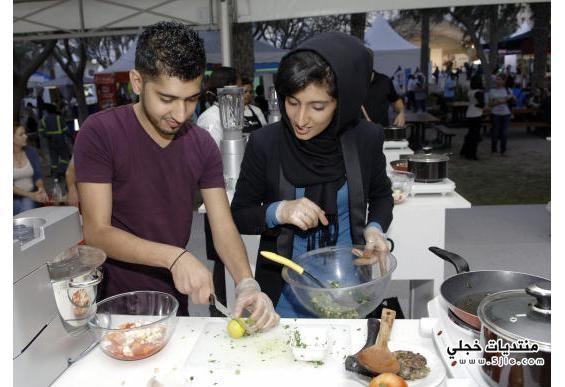 مهرجان تذوق 2013 Taste Dubai