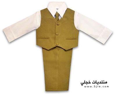 ملابس الاولاد الجديدة 2014 موديلات