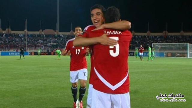 تفوز الجزائر وتتاهل لكاس العالم
