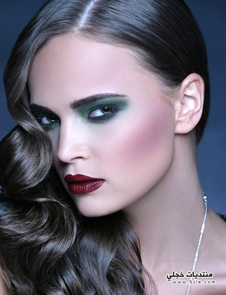 ����� ���� ����� French makeup