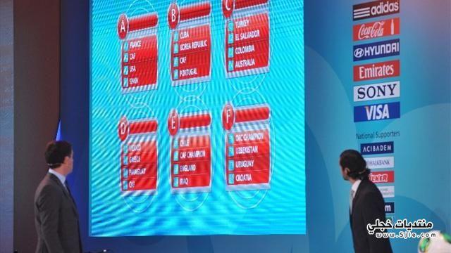 قرعة العالم للشباب 2013 مباريات