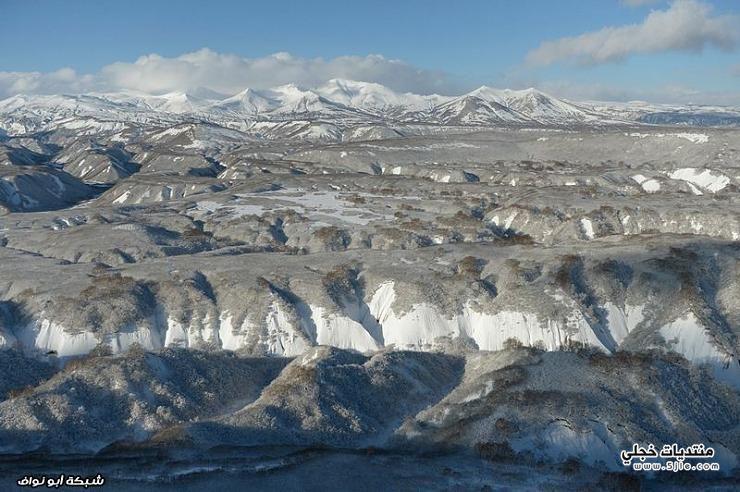 جزيرة كامتشاتكا الروسية 2014 جزيرة