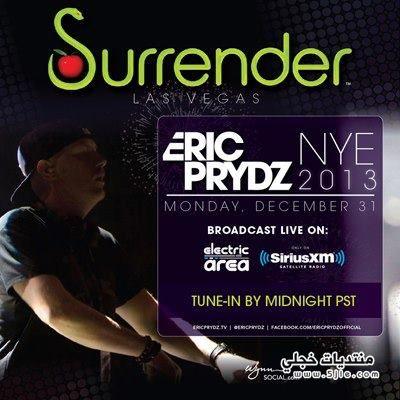 Eric Prydz 2013 ���� �����