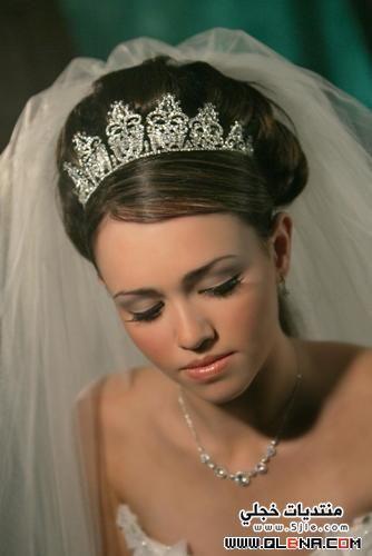 تيجان رقيقة لاحلى عروس 2014