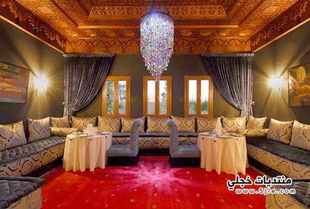 ديكورات جلسات مغربية الجلسات المغربية