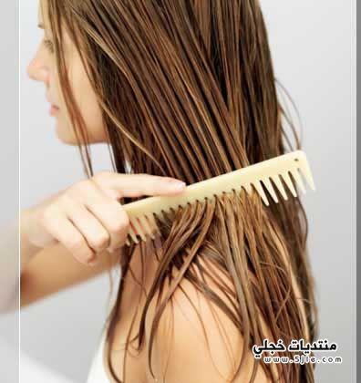 خطوات سريعة لتطويل الشعر تطويل