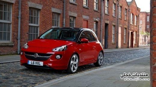 سيارة Vauxhall Adam 2014 سيارة