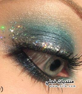 مكياج عيون مكياج خطير Makeup