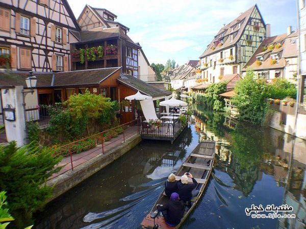 مدينة كولمار فرنسا 2014 مدينة