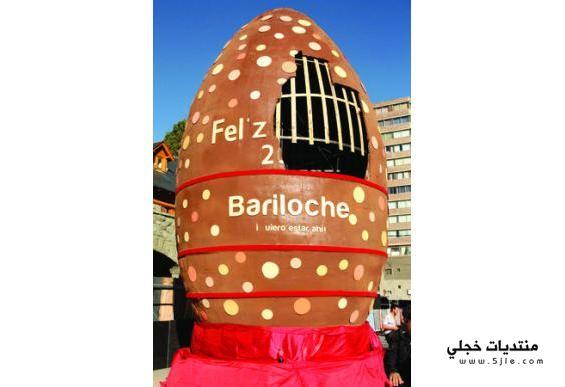اكبر بيضة شوكولاتة العالم اكبر