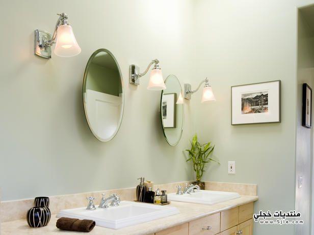ارقي تصميمات للحمامات تصميمات جنان