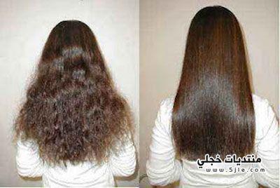 ماسكات لتغذية الشعر خلطات لتغذية