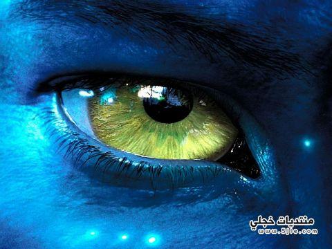 خلفيات زرقاء اللون منوعة للايفون