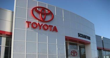 ارتفاع مبيعات تويوتا وجنرال موتورز
